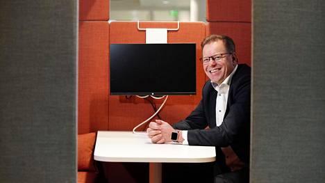 Jukka Toivonen on energia-alan konkari, oma ala löytyi jo kouluikäisenä.