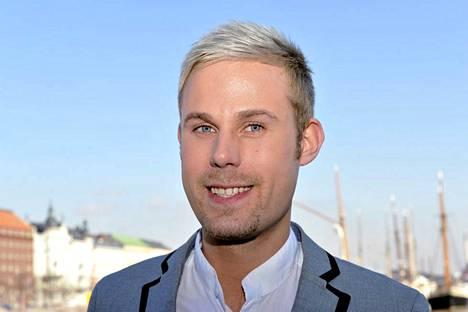 MTV3:n Aleksi Jokela.