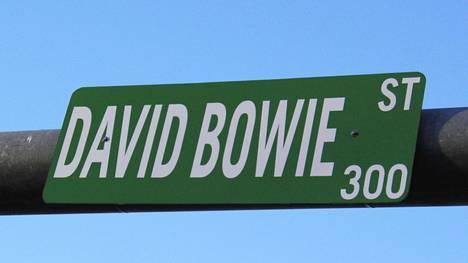 Bowie Street sai uuden nimen Austinissa.