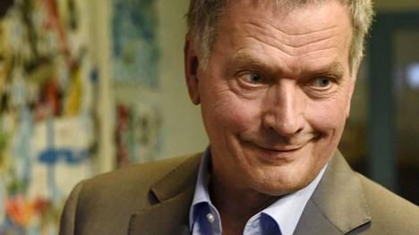 Tasavallan presidentti Sauli Niinistö antoi haastattelun ruotsalaiselle Dagens Nyheterille.