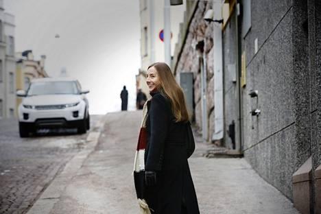 Toimittaja Anu Partanen saa usein viestejä amerikkalaisilta, jotka haaveilevat Suomeen muutosta.