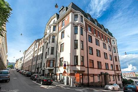 Neliöhinta Helsinki