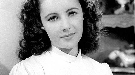 Elizabeth Taylor vuonna 1946.