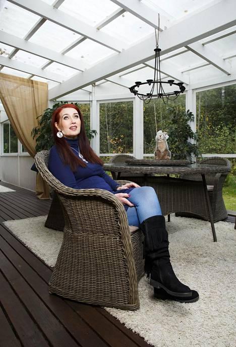 Saija Varjus on haaveillut muuttavansa jonakin päivänä Espanjan auringon alle.