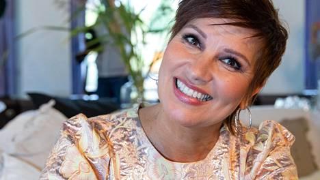 Arja Koriseva näytti Vain elämää -ohjelmassa aivan uudenlaista heittäytymiskykyä.
