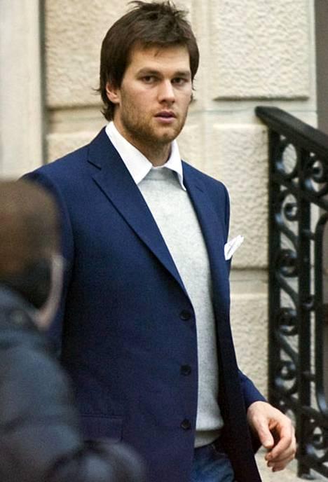 Ja tältä näyttää Tom Brady