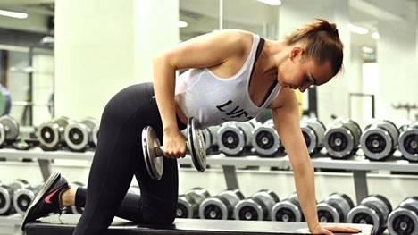 Liikunta on yksi keino laittaa aineenvaihduntaan vipinää.