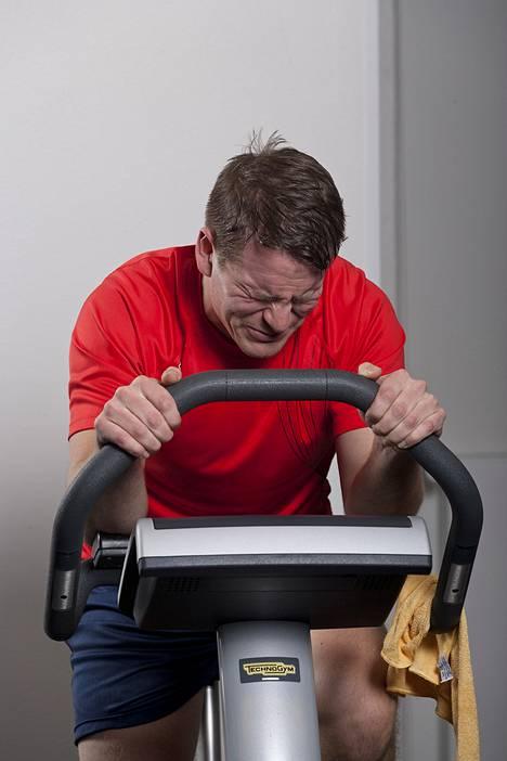 Määrä ei korvaa laatua fyysisessä harjoittelussa. Kunto kohoaa levossa, eikä liiasta harjoittelusta saa lisähyötyä.
