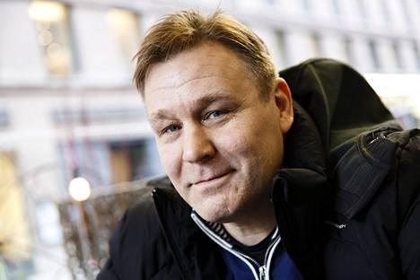 Raimo Summanen valittiin Vuoden valmentajaksi 2004.