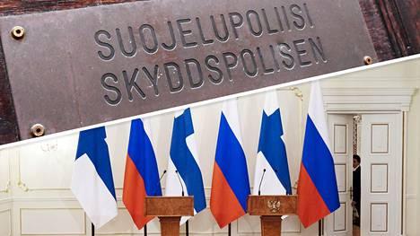 Vuonna 2019 Suojelupoliisin kansallisen turvallisuuden katsauksessa todettiin, että Suomeen on pysyvästi sijoitettuna useita kymmeniä ulkomaisten tiedustelupalvelujen työntekijöitä.