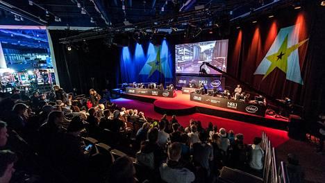 Assembly Summer 2017 -tapahtuma järjestetään Helsingin Messukeskuksessa. Kilpapelaaminen eli esports on merkittävä osa tapahtumaa.