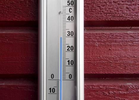 Suomessa oli lähes ennätysmäärä hellepäiviä tänä vuonna.