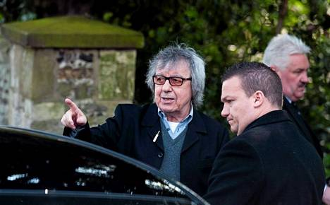 Rolling Stonesin basisti Bill Wyman.