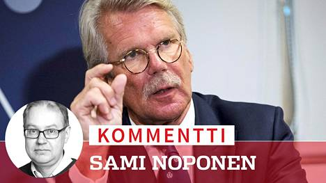 Sammon ja Nordean hallituksen puheenjohtaja Björn Wahlroos on ilmoittanut Nordean nimitystoimikunnalle aikovansa jäädä pois pankin hallituksesta.