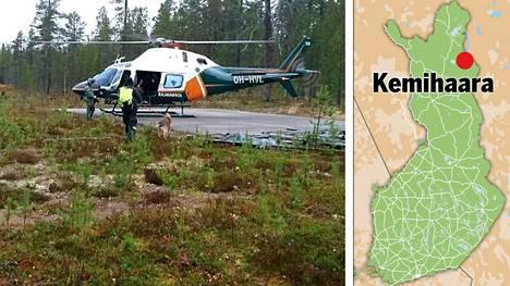 Etsijät eivät ole löytäneet jälkeäkään kuolleena löydetyn miehen kanssa kadonneesta naisesta.