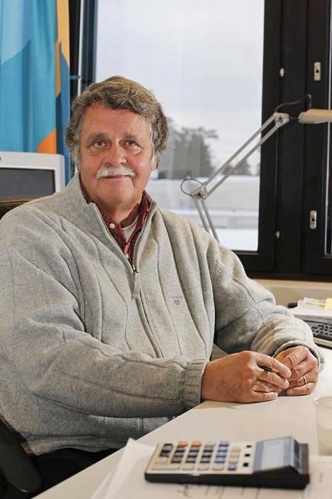 Pousi jäi muutama vuosi sitten eläkkeelle Suomen vammaisurheilu ja -liikunnan edeltäjästä.