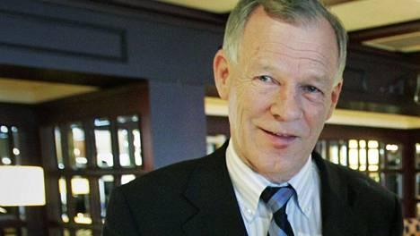Anders Wiklöf kertoo HBL:n haastattelussa elämästään ja näkemyksiään mm. politiikasta.