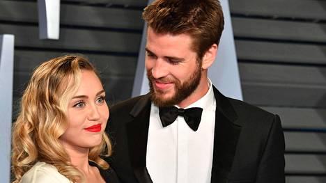 Miley Cyrus ja Liam Hemsworth avioituivat viime vuoden joulukuussa. Avioliitto kesti vain seitsemän kuukautta.