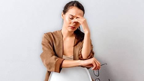 Pelkkien oireiden perusteella ei voi sanoa varmaksi, että niiden taustalla on juuri raudanpuute.