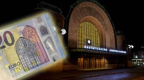Diakonissalaitoksen Taina Cedeströmin mukaan naiset ovat yrittäneet ostaa seksiä alaikäisiltä turvapaikanhakijoilta Helsingin Rautatieasemalla.