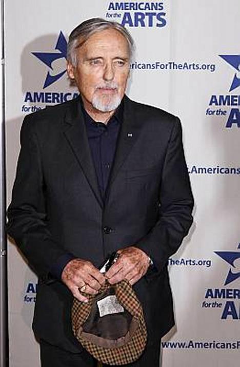 Dennis Hopper on sairastunut eturauhassyöpään.