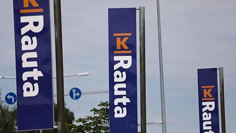 K-Raudalla on toimintaa myös Ruotsissa.