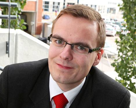 Tänä vuonna Efecte panostaa toimitusjohtaja Kristian Jaakkolan mukaan Saksaan.