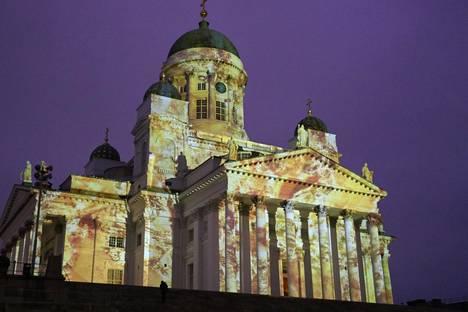 Jouluviikko ja välipäivät Helsingissä 2019