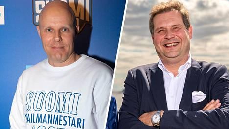 Jethro Rostedt vieraili radiojuontaja Aki Linnanahteen podcastissa.