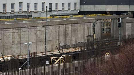 Betonirakenteissa on ollut ongelmia muun muassa Turun yliopistollisen keskussairaalan työmaalla