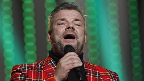 Laulaja Jari Sillanpään joulukiertue alkaa 3. joulukuuta.