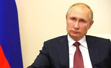 Vladimir Putin on toiminut Venäjän presidenttinä vuodet 1999–2008 ja uudelleen vuodesta 2012 alkaen.