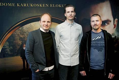 Tolkien on ohjaaja Dome Karukosken ensimmäinen Hollywood-elokuva. Se teki myös Harri Ylösestä ensimmäisen suomalaisen Hollywood-leikkaajan ja Antti Lahtisesta ensimmäisen suomalaisen Hollywood-apulaisohjaajan.