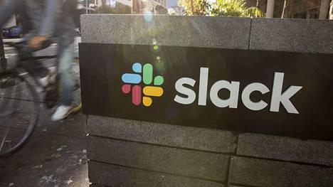 Slackin päämaja Yhdysvaltojen San Franciscossa.