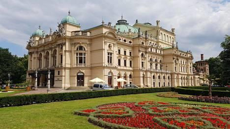 Krakova on myös hintatasoltaan lyömätön.