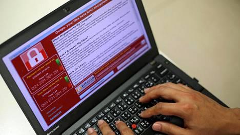 WannaCry-kiristysohjelma lukitsi tietokoneita ympäri maailmaa. Kiristäjien voi olla kuitenkin vaikea päästä lunnasrahoihin käsiksi.