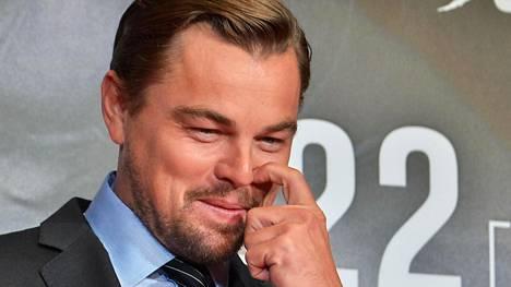 Leonardo DiCapriolla riittää vientiä.