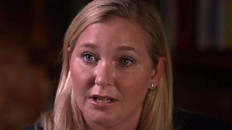 Virginia Giuffren haastattelu esitettiin BBC:llä maanantai-iltana.