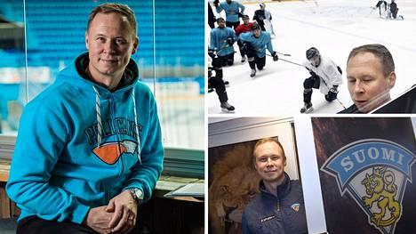 Tommi Niemelä on SM-liigan toiseksi nuorin päävalmentaja.