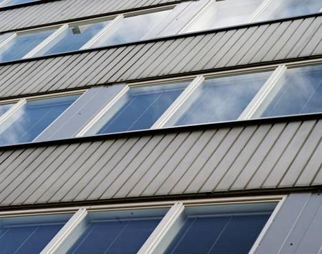 Atte muutti hotelliin viime syksynä. Kuvituskuva Helsingistä, Aten koti sijaitsee Tampereella.