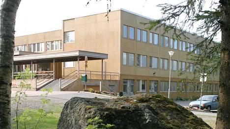 Tesoman koulu toimii neljässä koulutalossa.
