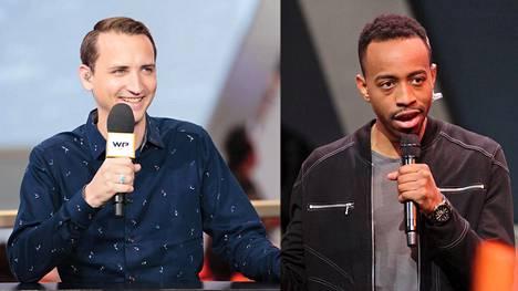 """Christopher """"MonteCristo"""" Mykles (vasemmalla) ja Malik Forté päättivät jättää Overwatch League -liigan ennen kolmannen kauden alkua."""
