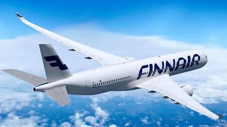 Finnair sanoo, että sen uudet Airbus A350 XWB -koneet ovat yhtä säteilyturvallisia kuin aiemmatkin konetyypit.