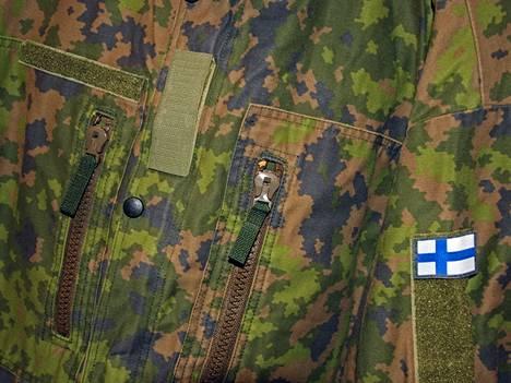 Suomalainen aito M05-kuosi.