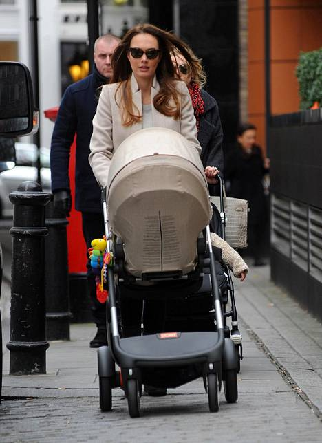 Ecclestonen Sophia-tytär syntyi vuonna 2014.