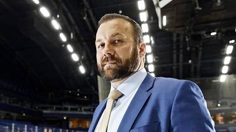Jussi Salonoja omistaa Espoo Unitedin.