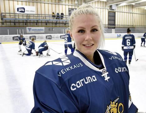 Meeri Räisänen on kertonut avoimesti rahahuolistaan. Nyt tilanne helpottui.