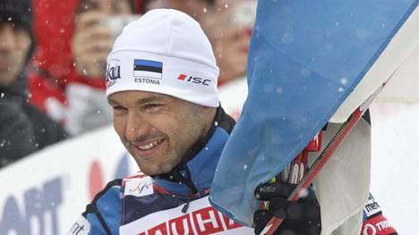 Veerpalu voitti uransa viimeisen MM-kullan Liberecissä 2009.