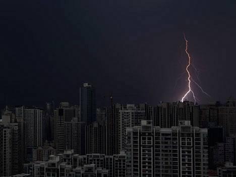 Mandiant väitti Kiinan armeijan hyökkäävän yhdestä Shanghaissa sijaitsevasta rakennuksesta käsin.