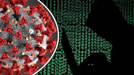 Rikolliset huijaavat koronaviruksen varjolla nyt myös netissä.